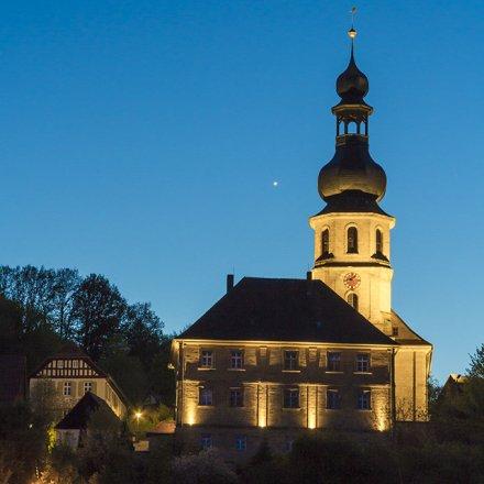 Kirche Trebgast