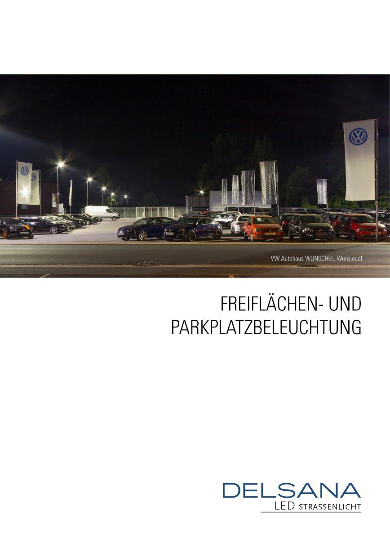 Broschüre LED Parkplatzbeleuchtung